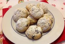 Biscotti di banana con gocce di cioccolato / I Olci di Maria Rita