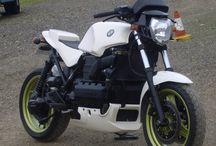 BMW K75 s