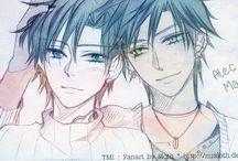 Alec & Magnus ♥