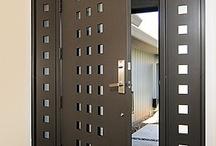 puertas delanteras