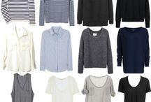 The Basic Wardrobe / by Ajlin Ly