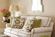 decorate: living room / by Candida Marie