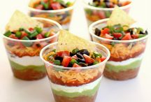 Layer dips