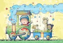 Paintings - Annie Miller