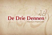 Slijterij wijnhandel De Drie Dennen / Chaamseweg 6 Baarle Nassau