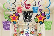 Silvester & Neujahr / Ideen für die Silvesterparty, süße Glücksbringer für das neue Jahr und mehr sammeln wir hier für Euch :)