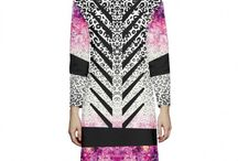платье с рукавом #dressprint