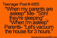 OMG! If I ever become my parents!?!