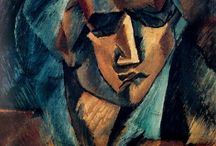 Art Cubism -Braque/Gris/Leger/Delaunay / by Martina Inngauer
