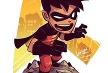 DC Marvel Superheroes Character