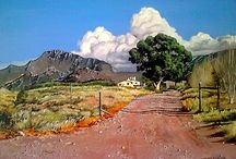 PAINTINGS FOR SALE by Clive K Heyne /  by artist Clive K Heyne -- Prince Albert,W.Cape,S.Africa --- .      .- clivekheyne@gmail.com  .