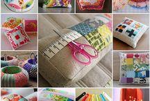 Sewing--Pin Cushions