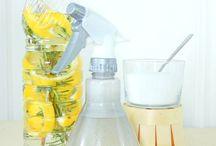 recettes produits ménagers