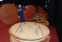 Round Table Hire from Event Hire UK