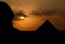 Kemet / Paisajes mas comunes y extraños de egipto