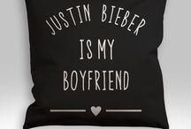 Justin bieber's stuff..#want so hard