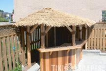 Tiki & Back Porch.