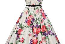 It's the dress!
