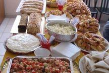 buffet eventi