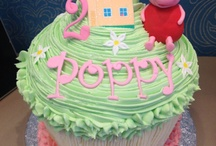 Bouqcake Giant cupcakes