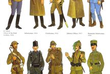 ww1 uniformi