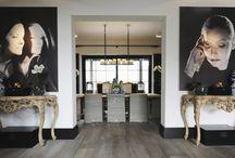FAVORITE DESIGNERS / Interior Designers that produce 'deep exhale-worthy' environments. Heaven.