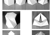 geometry / inspirowane geometrią rozwiązania projektowe i nie tylko