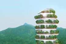 Amazing Architecture / by Shelly Usher