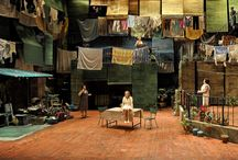 Theatre - Set and Space