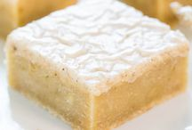 FOOD: Sweet:Banana squares