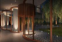lobby - hall