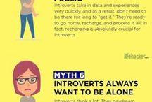 My Introvert World