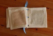 Livres en tissu