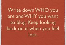 Blogging: Strategy