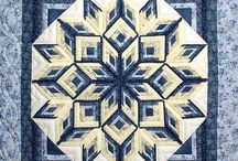 Log Cabin Quilts / My favourite block