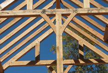 timber house/barns
