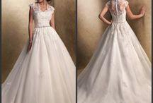Wedding dress / http://stylesvogue.com/wedding-dresses-2014/
