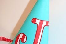 Birthday party ideas / by Brittany Dennie