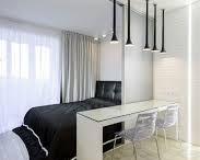 спальня на кухне