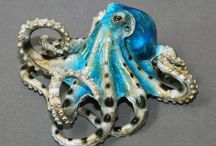 Jellyfish & Octopus