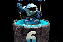Trey's 5th Birthday