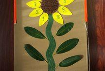 Sunflower craft ideas