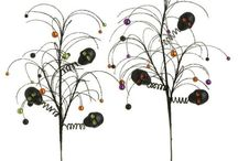 RAZ Autumn & Halloween Decorations / Collection of stunning autumn and whimsical Halloween decorations by RAZ Imports, all available at http://www.trendytree.com