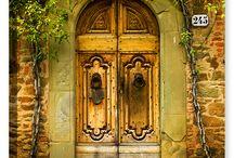 Doors to ?