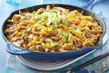 Casseroles/Pasta/Baked Meals / by Tiffanee LC