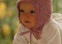 Babymütze Muster