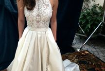 Wedding dress / Kjole