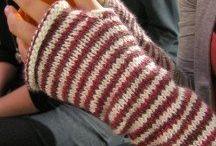 Knit Fingerless