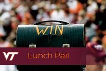 Lunch Pail / by Virginia Tech Hokies Athletics
