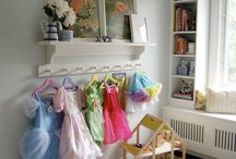 Kids Wall Storage
